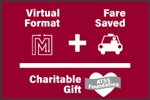 Donate your cab fare and see your gift multiply for ATSS Foundation programs