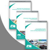 Booklets illustrate how to 'Advance Roadway Safety' through ATSSA member products and services