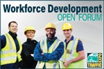 Don't miss Wednesday's Workforce Development Open Forum