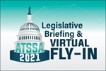 FHWA's Pollack expresses support for roadway safety at ATSSA Legislative Briefing & Fly-In
